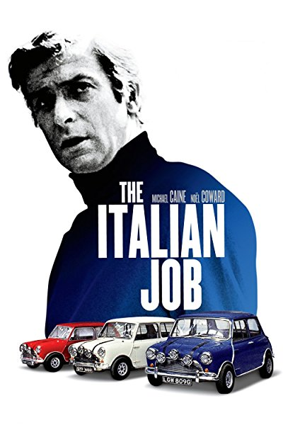 The Italian Job 1969 BluRay REMUX 1080p AVC TrueHD 5.1-BluHD