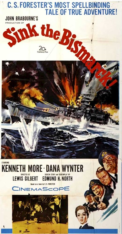 Sink the Bismarck 1960 1080p BluRay DTS x264-EXCLUDED