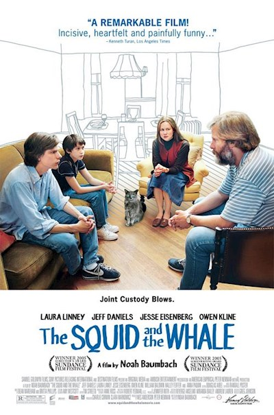 The Squid and the Whale 2005 Criterion Collection BluRay REMUX 1080p AVC DTS-HD MA 5.1-EPSiLON