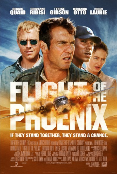 Flight of the Phoenix 2004 BluRay 1080p DTS x264-CHD