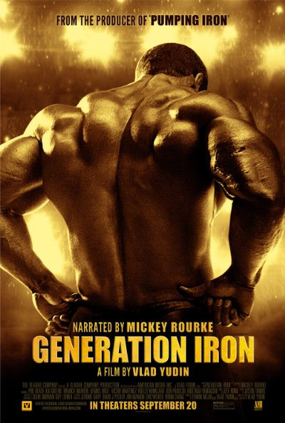 Generation Iron Extended Director's Cut 2013 BluRay REMUX 1080p AVC DD5.1