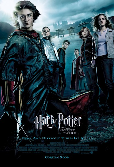 Harry Potter and the Goblet of Fire 2005 UHD BluRay REMUX 2160p DTS-X 7.1 HEVC-FraMeSToR