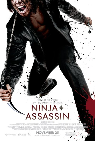 Ninja Assassin 2009 1080p BluRay DTS x264-DIMENSION