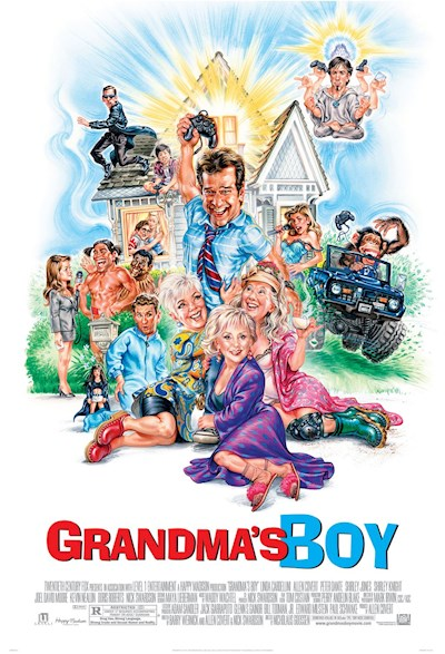 Grandmas Boy Unrated 2006 1080p AMZN WEB-DL DD5.1 x264-monkee