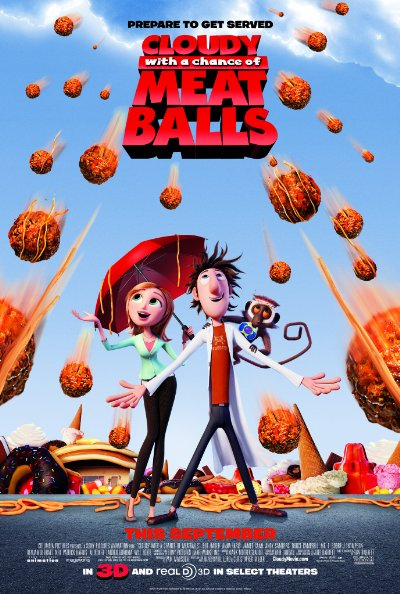 Cloudy With A Chance Of Meatballs 2009 720p BluRay DTS x264-EbP