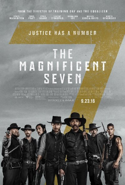 The Magnificent Seven 2016 2160p UHD BluRay X265-IAMABLE
