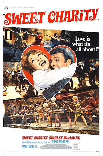 Sweet Charity 1969 720p BluRay DTS x264-CiNEFiLE
