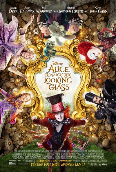 Alice Through The Looking Glass 2016 1080p BluRay DTS x264-HDMaNiAcS