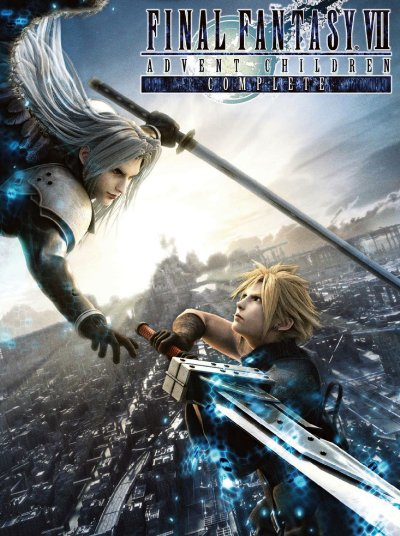 Final Fantasy VII Advent Children Complete 2009 1080p BluRay DD5.1 x264-CtrlHD