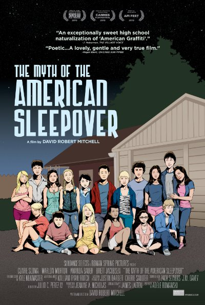The Myth of the American Sleepover 2010 720p BluRay DD5.1 x264-IDE