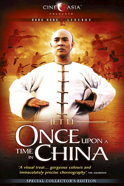 Once Upon A Time In China 1991 Chinese 720p BluRay DD5.1 x264-BestHD