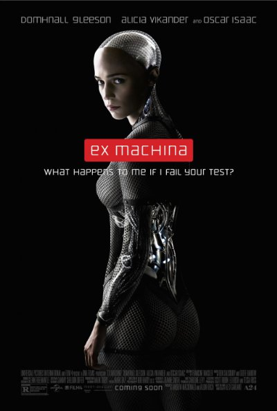 Ex Machina 2014 2160p UHD BluRay x265-IAMABLE