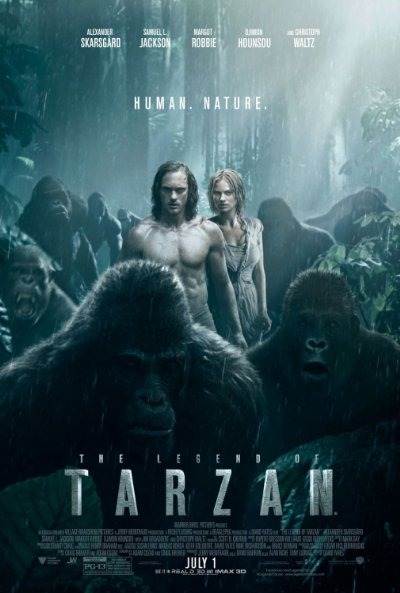 The Legend of Tarzan 2016 BluRay REMUX 1080p AVC Atmos - KRaLiMaRKo