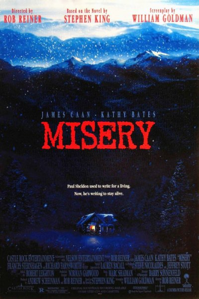 Misery 1990 REMASTERED 1080p BluRay DTS x264-AMIABLE