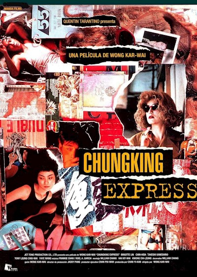 Chungking Express 1994 Chinese BluRay REMUX 1080p AVC DTS-HD MA 5.1-RUT