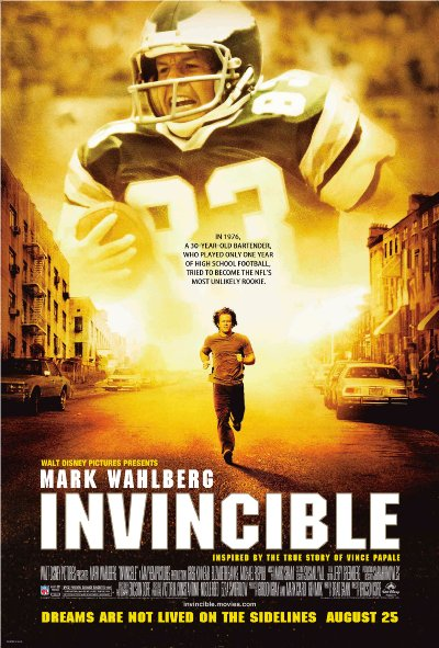 Invincible 2006 BluRay REMUX 1080p MPEG-2 DTS-HD MA 5.1-EPSiLON