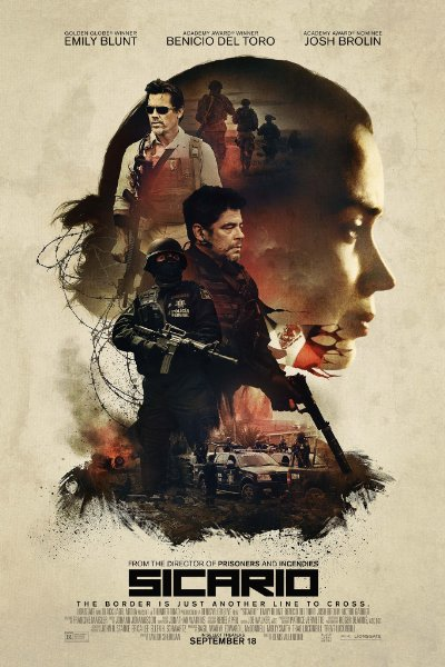 Sicario 2015 2160p UHD BluRay X265-IAMABLE
