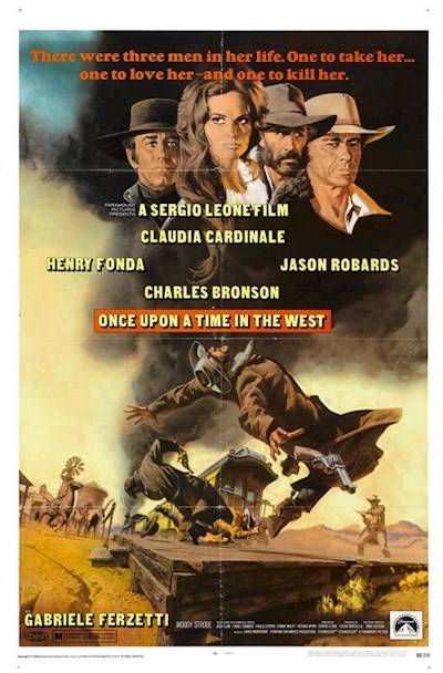 Once Upon a Time in the West 1968 1080p BluRay DTS x264-CRiSC