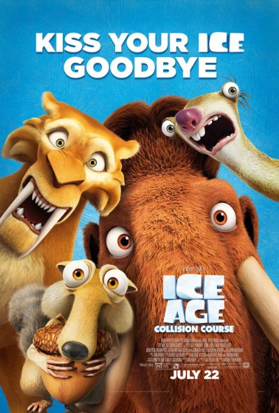 Ice Age Collision Course 2016 720p BluRay DTS x264-DRONES