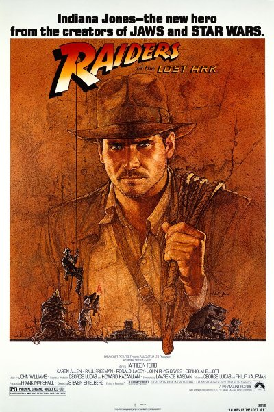 Indiana Jones and the Raiders of the Lost Ark 1981 1080p BluRay AVC DTS-HD MA 5.1 REMUX