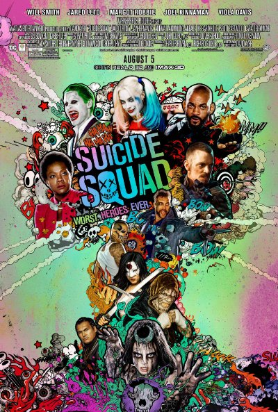 Suicide Squad 2016 Theatrical Cut BluRay 3D REMUX 1080p AVC Atmos - KRaLiMaRKo