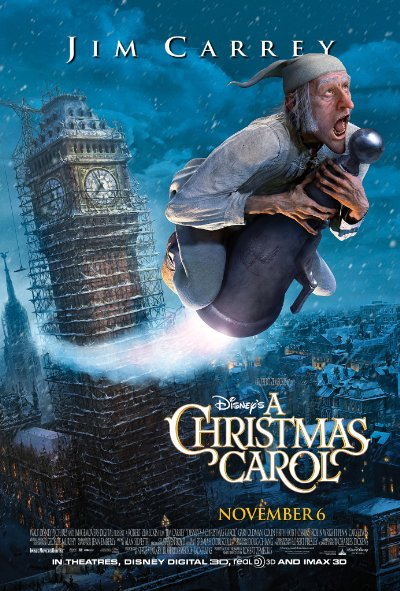 A Christmas Carol 2009 USA 1080p 3D BluRay AVC DTS-HD MA - BluDragon