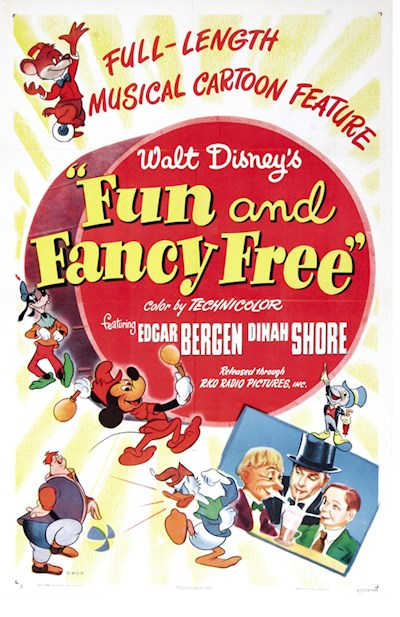 Fun and Fancy Free 1947 1080p BluRay DTS x264-Japhson