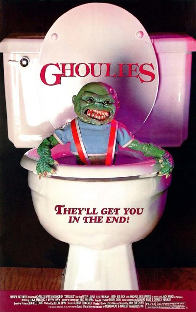 Ghoulies 1984 BluRay REMUX 1080p AVC DTS-HD MA 5.1 - KRaLiMaRKo