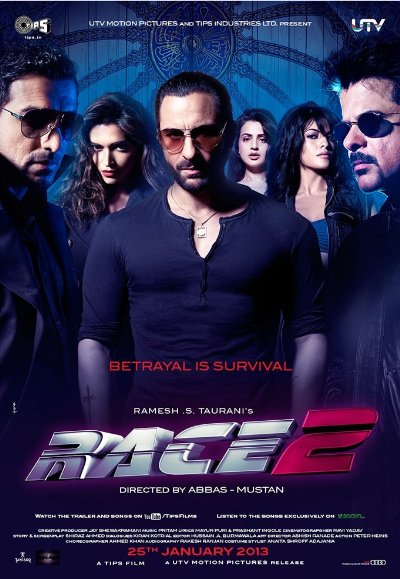 Race 2 2013 720p BluRay DD5.1 x264-Positive