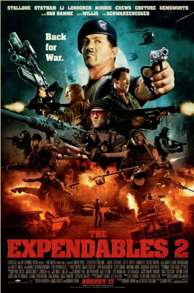 The Expendables 2 2012 UHD BluRay REMUX 2160p TrueHD Atmos 7.1 HEVC-FraMeSToR