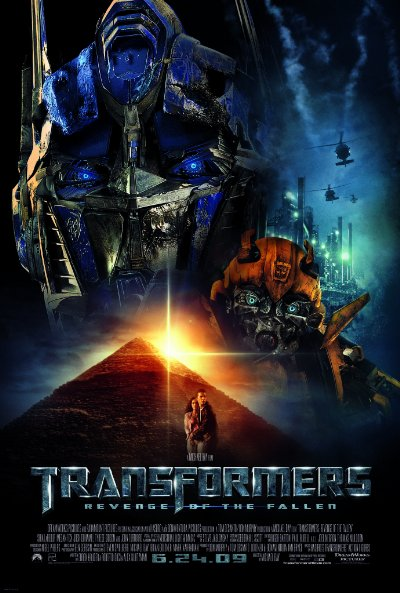 Transformers Revenge of the Fallen 2009 IMAX 720p BluRay DTS x264-EbP