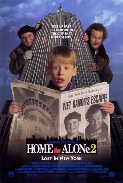 Home Alone 2 Lost In New York 1992 BluRay REMUX 1080p AVC DTS-HD MA 5.1-FraMeSToR