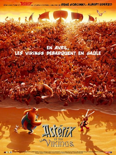 Asterix and the Vikings 2006 BluRay 1080p DTS-HD MA 5.1 AVC REMUX-S3R
