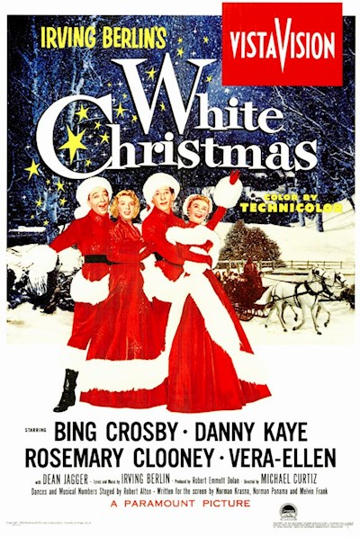 White Christmas 1954 BluRay REMUX 1080p AVC DTS-HD MA 5.1 - KRaLiMaRKo