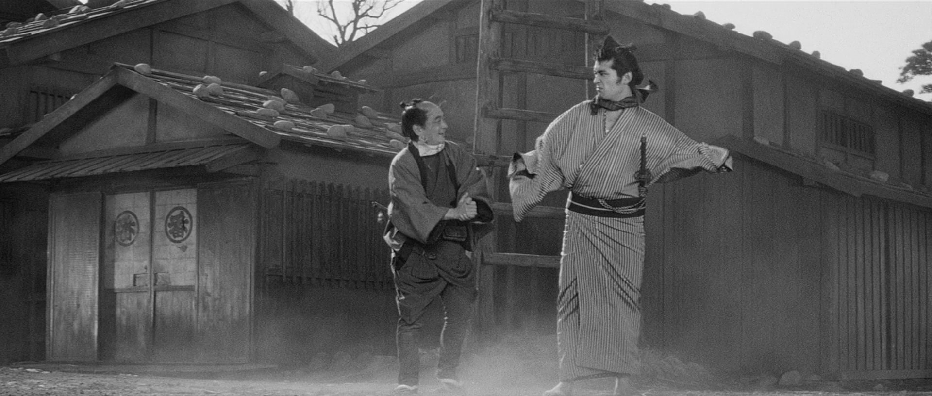 Yojimbo 1961 Japanese 1080p BluRay AAC x264-EbP