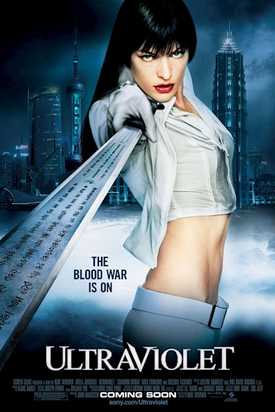 Ultraviolet 2006 Unrated BluRay REMUX 1080p DTS-HD MA 5.1 MPEG-2-FraMeSToR
