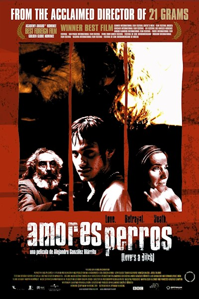 Amores Perros 2000 Spanish 1080p BluRay DTS x264-CiNEFiLE