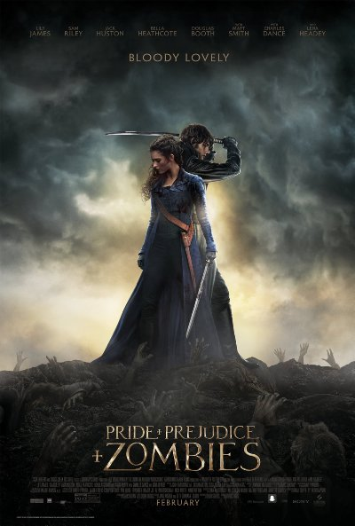 Pride and Prejudice and Zombies 2016 UHD BluRay REMUX 2160p TrueHD Atmos 7.1 HEVC-FraMeSToR