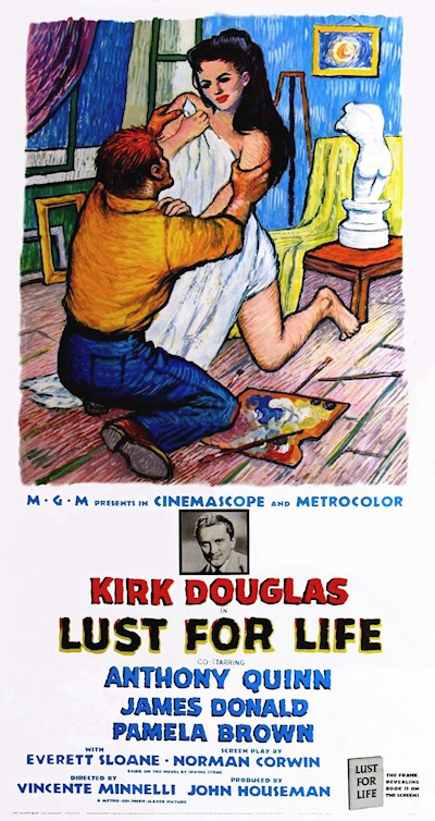 Lust for Life 1956 1080p Bluray DTS x264-AMIABLE