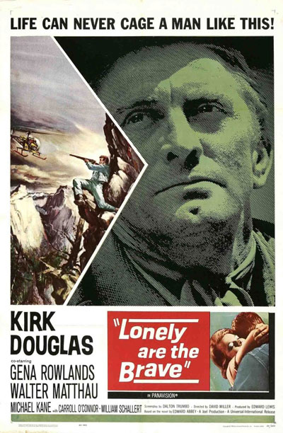 Lonely Are the Brave 1962 720p BluRay FLAC2.0 x264-CALiGARi