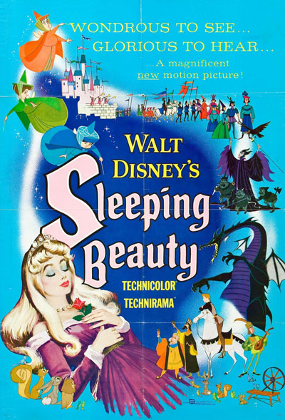 Sleeping Beauty 1959 USA 50th Anniversary Platinum Edition BluRay REMUX 1080p AVC DTS-HD MA - BluDragon