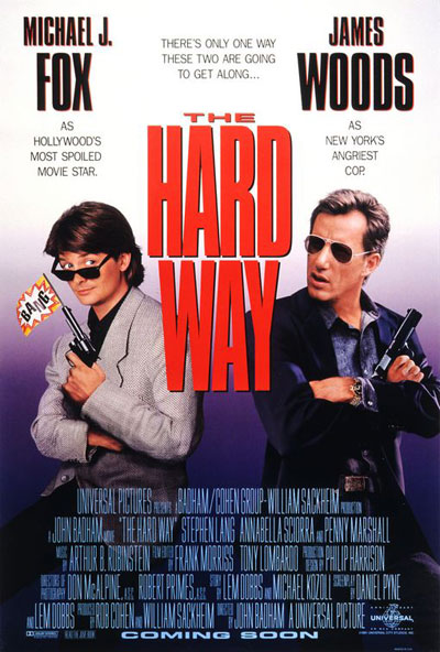 The Hard Way 1991 1080p BluRay DTS x264-HD4U