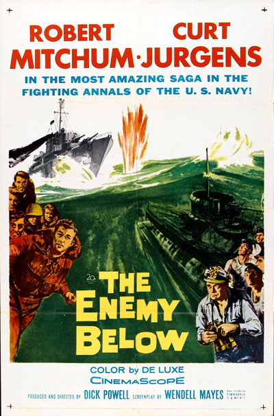 The Enemy Below 1957 1080p BluRay DTS x264-AMIABLE
