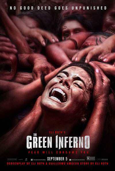 The Green Inferno 2013 Director's Cut BluRay REMUX 1080p AVC DTS-HD MA 5.1 - KRaLiMaRKo