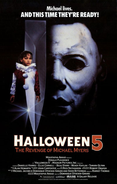 Halloween 5 The Revenge of Michael Myers 1989 1080p BluRay DTS x264-GCJM