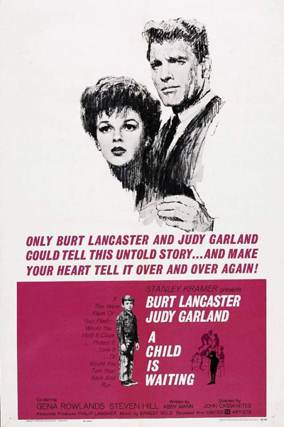 A Child Is Waiting 1963 1080p BluRay DTS x264-SiNNERS