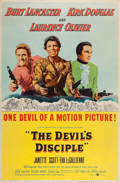 The Devils Disciple 1959 1080p BluRay DTS x264-SiNNERS