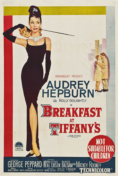 Breakfast at Tiffanys 1961 720p BluRay DD5.1 x264-DON