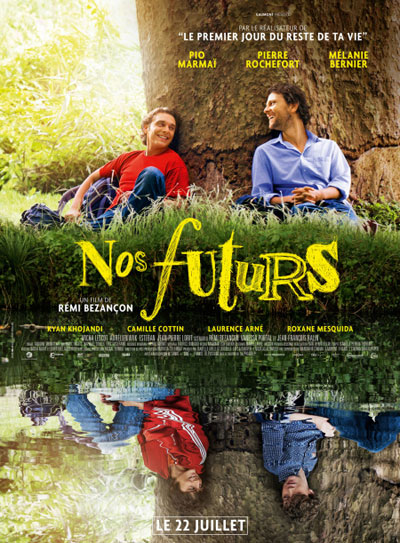 Our Futures aka Nos futurs 2015 French BluRay REMUX 1080p AVC DTS-HD MA 5.1 - KRaLiMaRKo