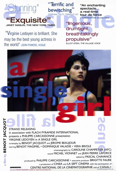 A Single Girl 1995 French 1080p BluRay FLAC x264-SADPANDA